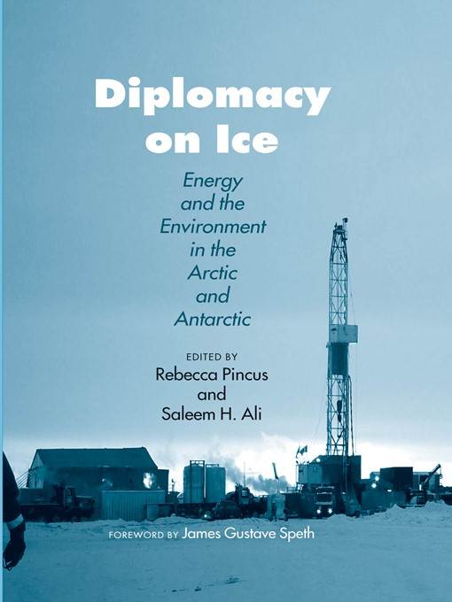 Title details for Diplomacy on Ice by Rebecca H. Pincus - Wait list