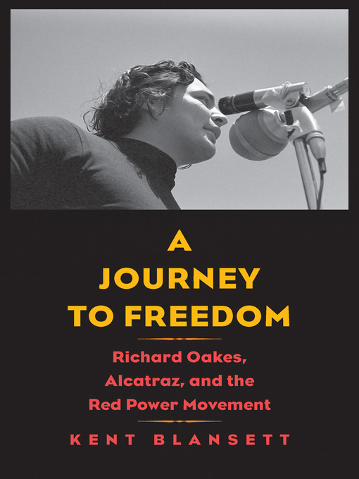 Title details for A Journey to Freedom by Kent Blansett - Available