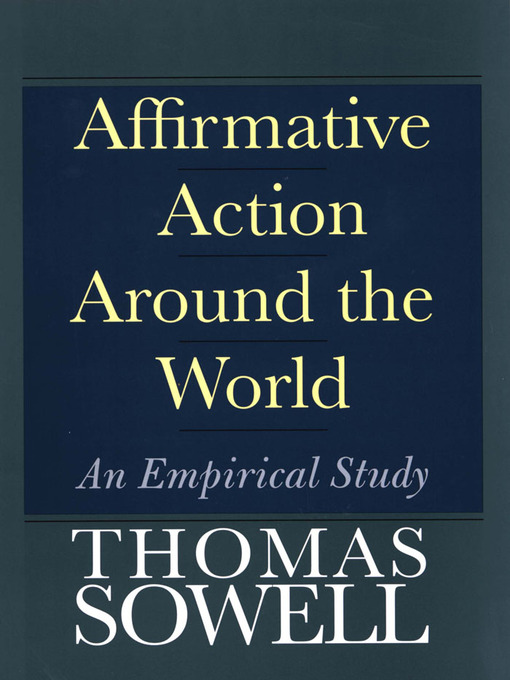 a critique of affirmative action policies in united states If lawsuits like the present one against harvard succeed in destroying affirmative action, and the fiction that affirmative action discriminates against asian applicants becomes accepted as fact, the united states will have once again succeeded in inflicting suffering upon its non-white citizens, asian people included.