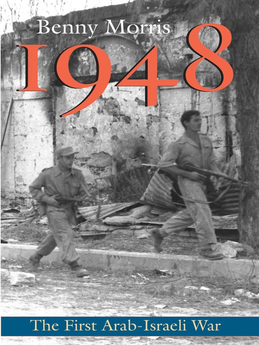 Title details for 1948 by Benny Morris - Available
