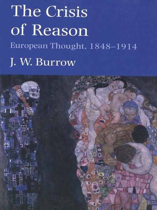Title details for The Crisis of Reason by J. W. Burrow - Available