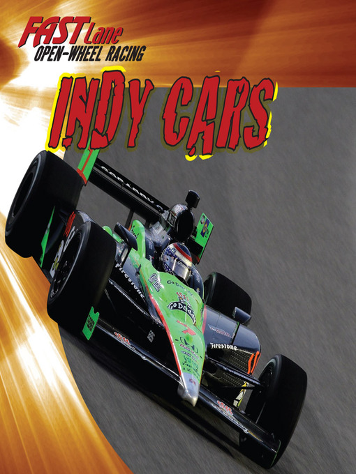 Title details for Indy Cars by Tyrone Georgiou - Available