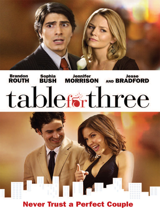 Title details for Table for Three by Michael Samonek - Available