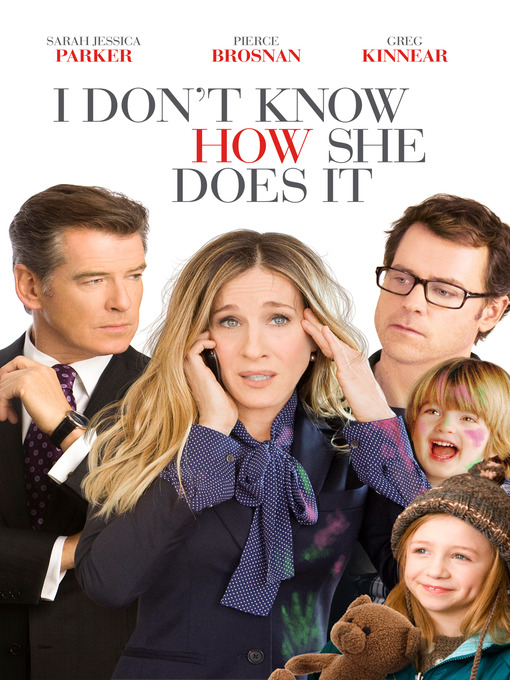Title details for I Don't Know How She Does It by Douglas McGrath - Available