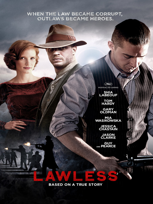 Title details for Lawless by John Hillcoat - Available