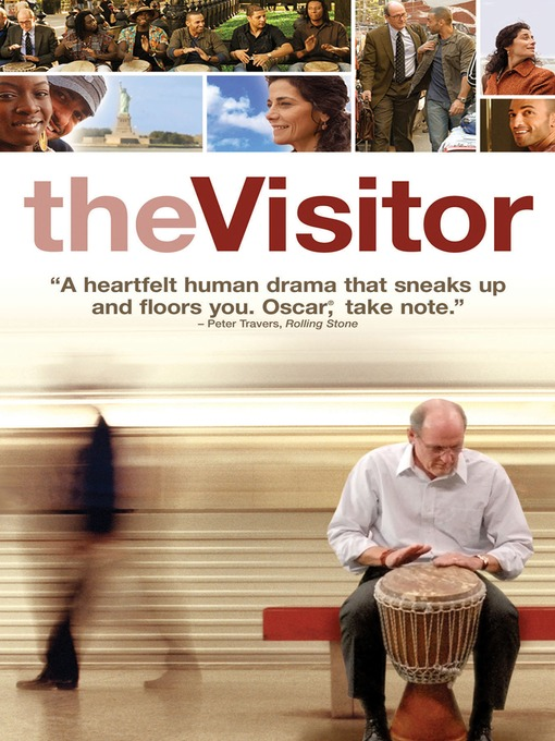 Title details for The Visitor by Thomas Mccarthy - Available