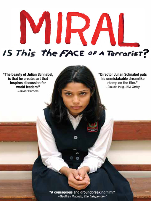 Cover image for Miral