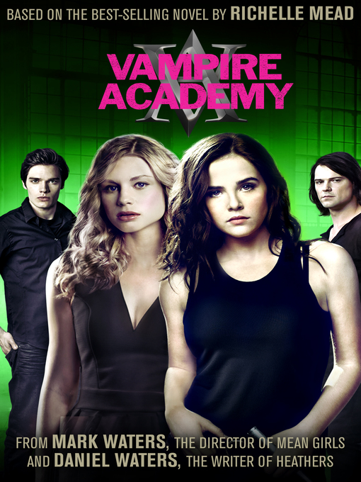 Title details for Vampire Academy by Mark Waters - Wait list