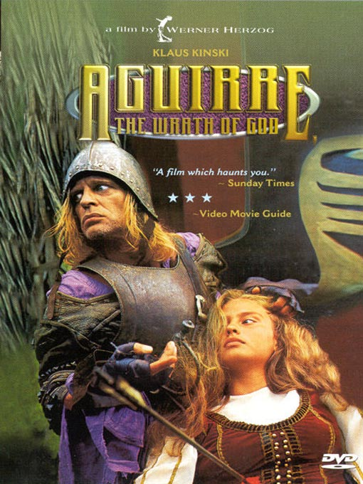 Title details for Aguirre the Wrath of God by Klaus Kinski - Wait list