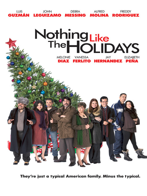 Title details for Nothing Like the Holidays by Alfredo DeVilla - Available