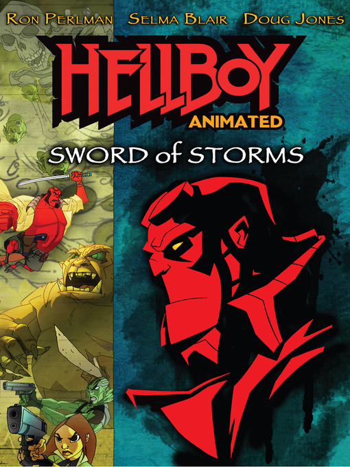 Title details for Hellboy by Tad Stones - Available