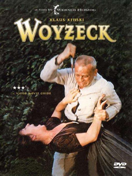 Title details for Woyzeck by Klaus Kinski - Wait list