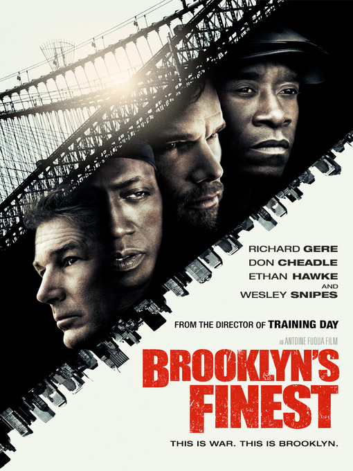 Title details for Brooklyn's Finest by Antoine Fuqua - Wait list
