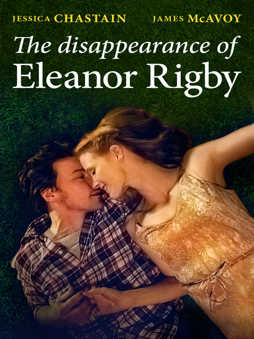 Cover of The Disappearance of Eleanor Rigby