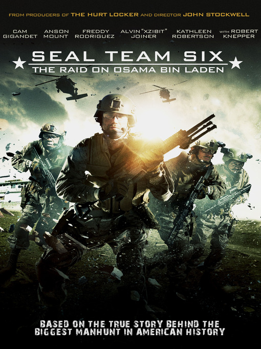 Title details for Seal Team Six by John Stockwell - Wait list