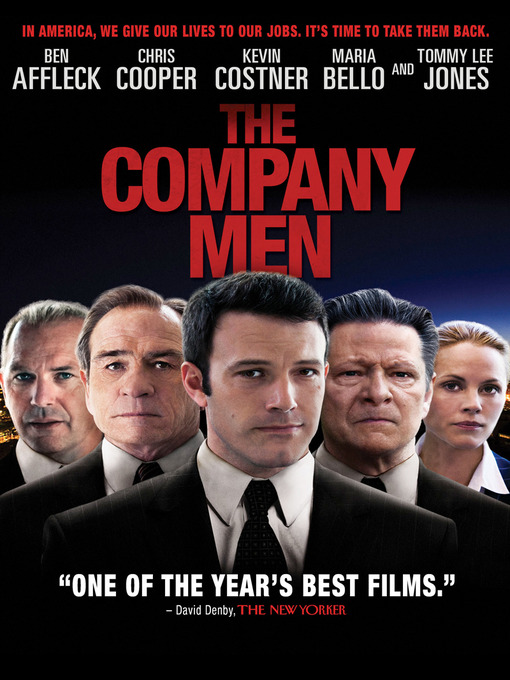 Title details for The Company Men by John Wells - Available