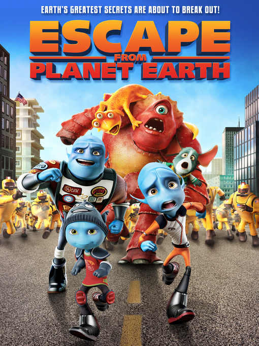 Cover of Escape from Planet Earth