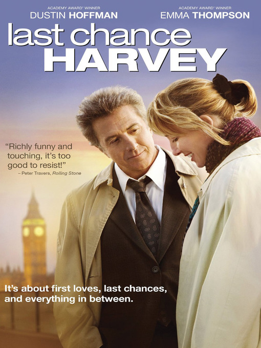 Title details for Last Chance Harvey by Joel Hopkins - Available