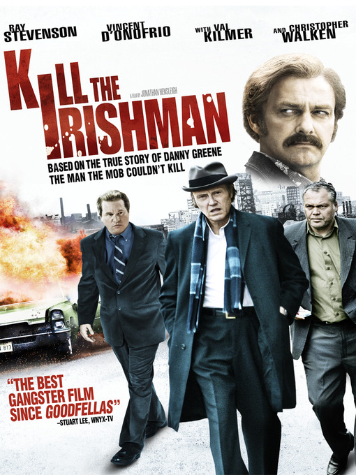 Title details for Kill the Irishman by Jonathan Hensleigh - Available
