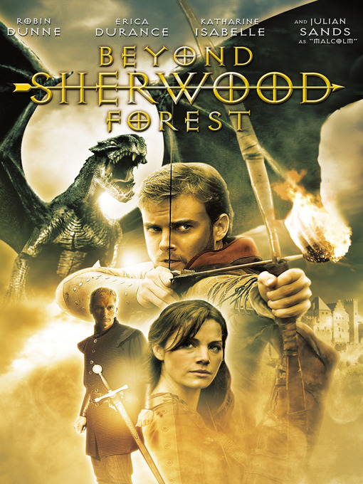 Cover of Beyond Sherwood Forest