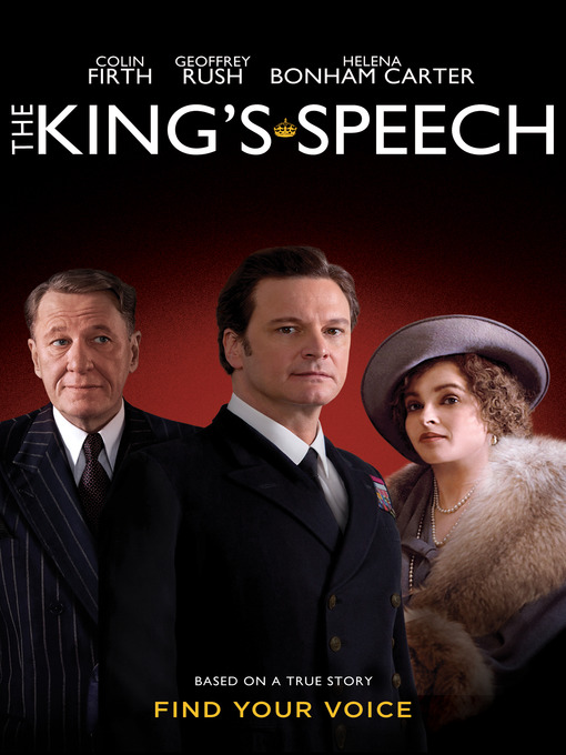 Title details for The King's Speech by Tom Hooper - Wait list