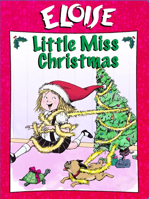 Cover of Little Miss Christmas