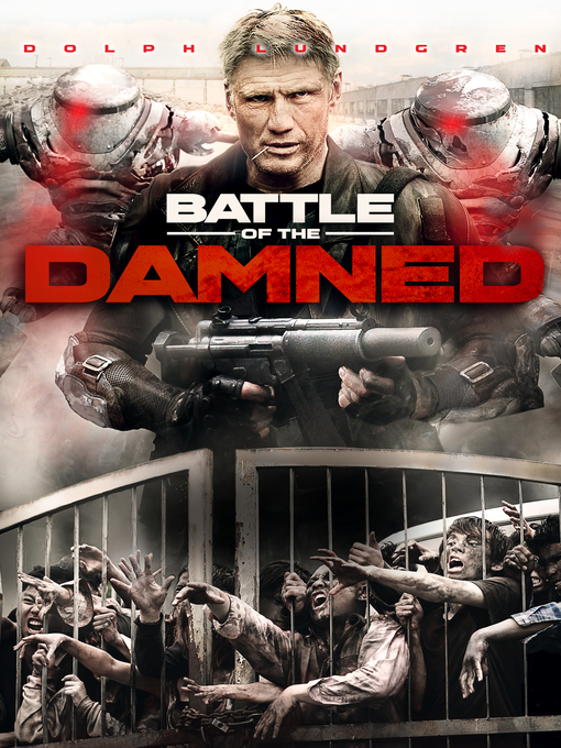 Cover of Battle of the Damned