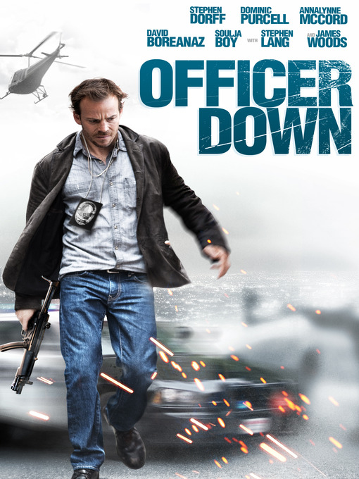 Title details for Officer Down by Brian A. Miller - Available