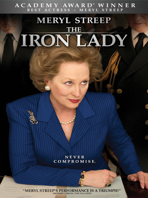 Title details for The Iron Lady by Phyllida Lloyd - Available
