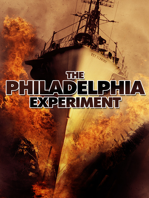 Cover of The Philadelphia Experiment
