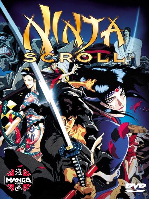 Title details for Ninja Scroll by Richard Barnes - Wait list