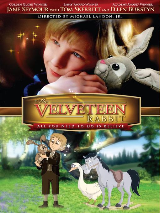 Title details for The Velveteen Rabbit by Michael Landon, Jr. - Available