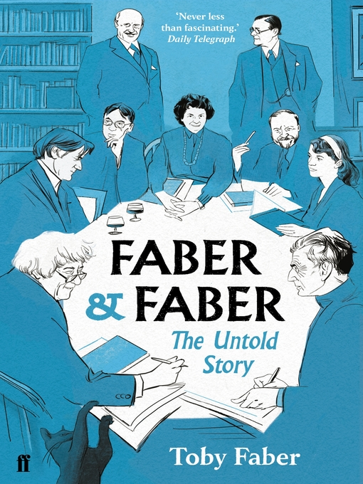 Title details for Faber & Faber by Toby Faber - Available