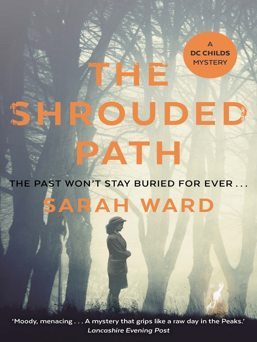 Title details for The Shrouded Path by Sarah Ward - Wait list