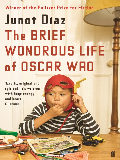תמונה של  The Brief Wondrous Life of Oscar Wao