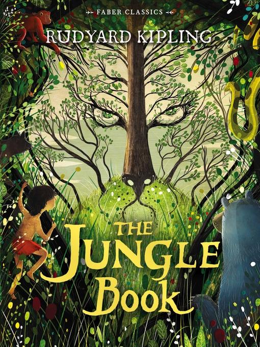 Title details for The Jungle Book by Rudyard Kipling - Wait list