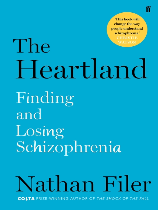 Title details for The Heartland by Nathan Filer - Wait list