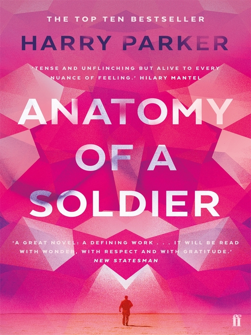 Title details for Anatomy of a Soldier by Harry Parker - Available