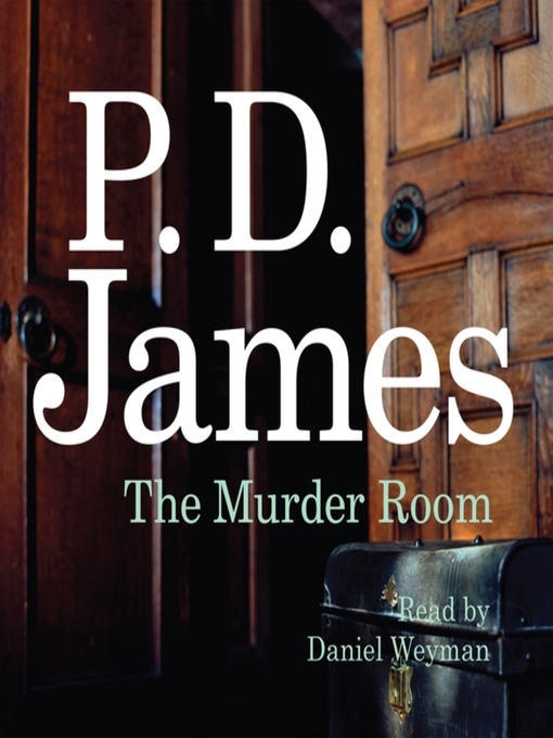 Title details for The Murder Room by P. D. James - Available