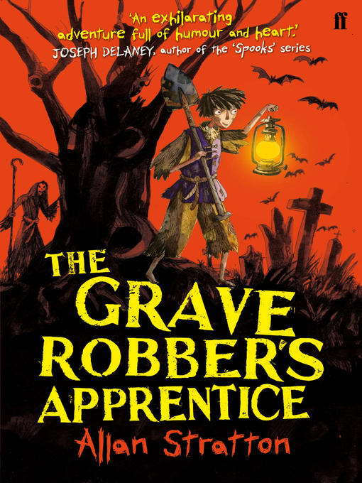 Title details for The Grave Robber's Apprentice by Allan Stratton - Wait list