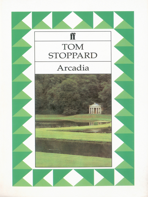 Title details for Arcadia by Tom Stoppard - Wait list