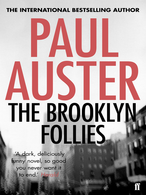 Title details for The Brooklyn Follies by Paul Auster - Available