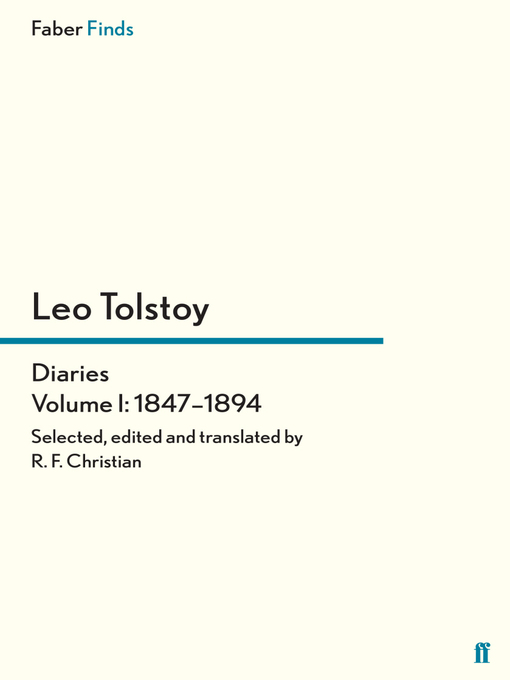 tolstoy essays and letters Facing death with tolstoy confession comes to life again if we read it alongside the death of ivan ilyich rather than alongside the religious essays with which.