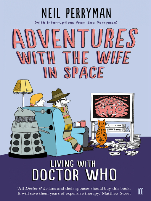 Title details for Adventures With the Wife in Space by Neil Perryman - Wait list