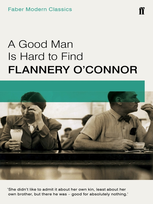 o connor a good man is hard to find essay