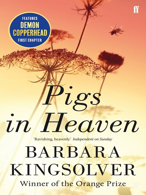 Title details for Pigs in Heaven by Barbara Kingsolver - Available