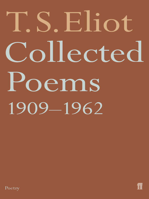 the theme behind ts eliot poem the waste land