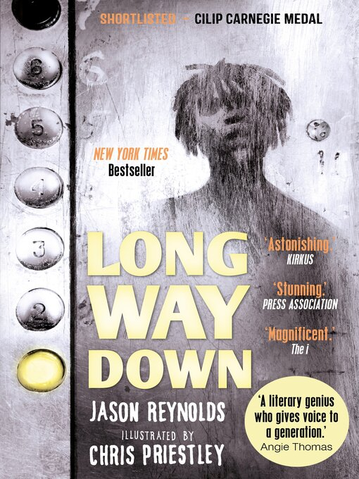 Title details for Long Way Down by Jason Reynolds - Available