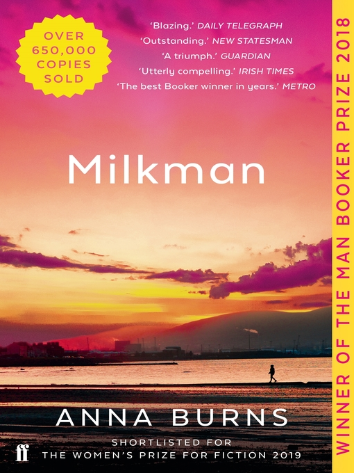 Cover of Milkman