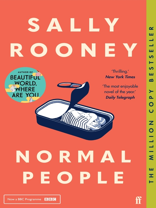 Title details for Normal People by Sally Rooney - Wait list